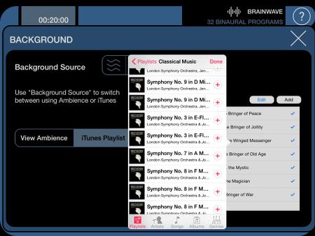 BANZAI LABS - Best Selling iOS Apps - Binaural Brainwave